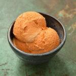 orange thai tea ice cream