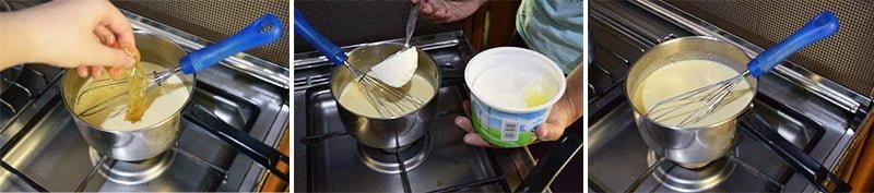 yogurt panna cotta recipe