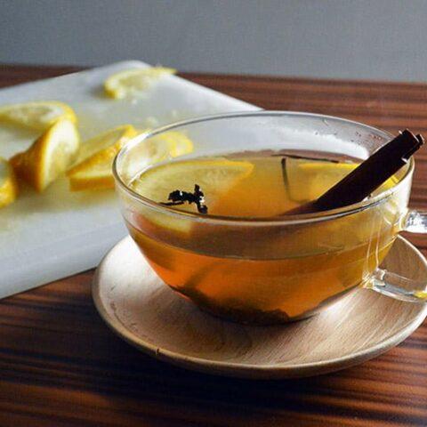 lemon black tea recipe