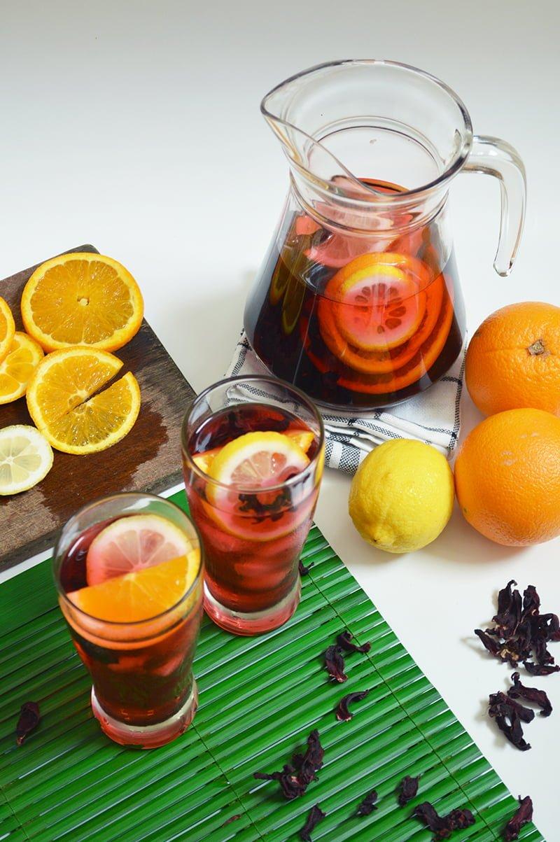 rosella tea 2