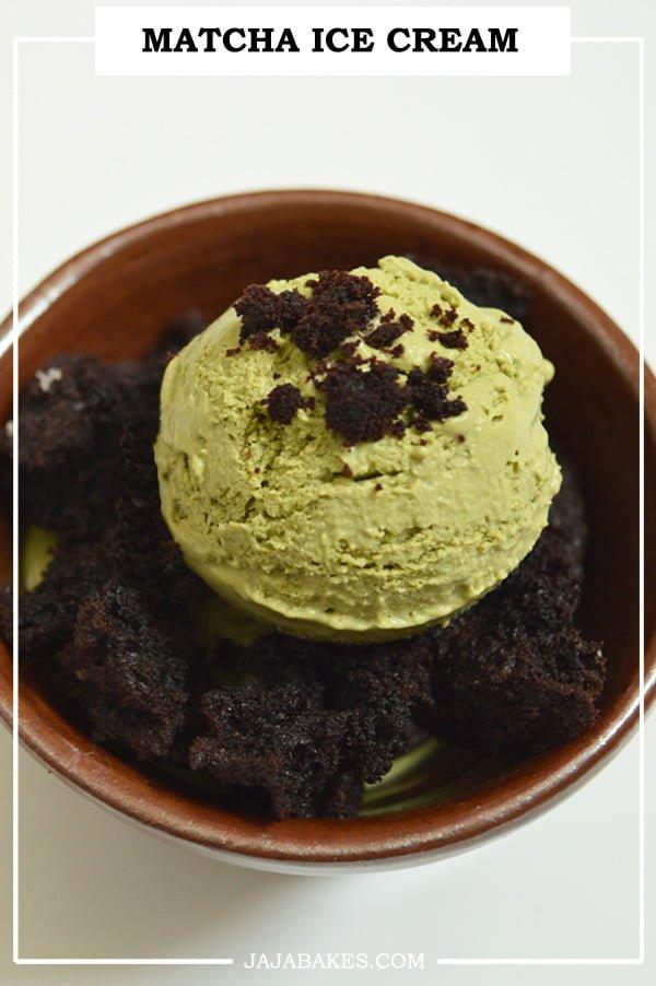 matcha ice cream pinterest