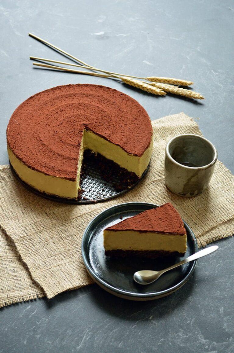 no-bake avocado lime cheesecake