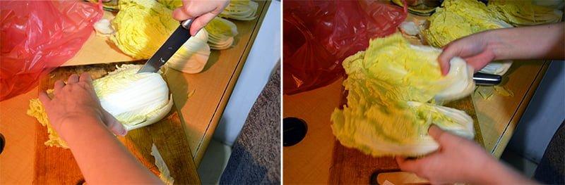 how to make kimchi 1