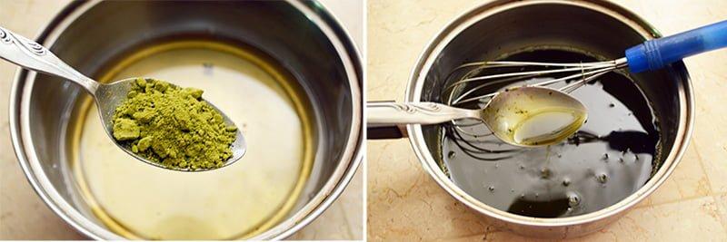 how to make matcha tiramisu 1
