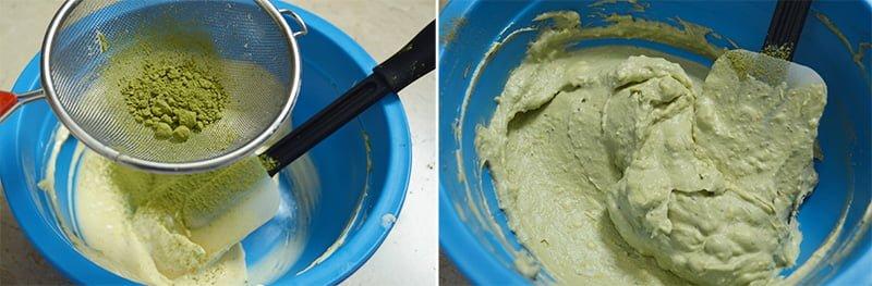 how to make matcha tiramisu 5