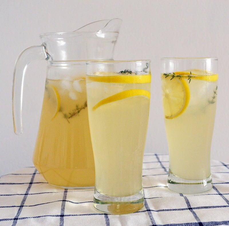 lemon thyme tea 3
