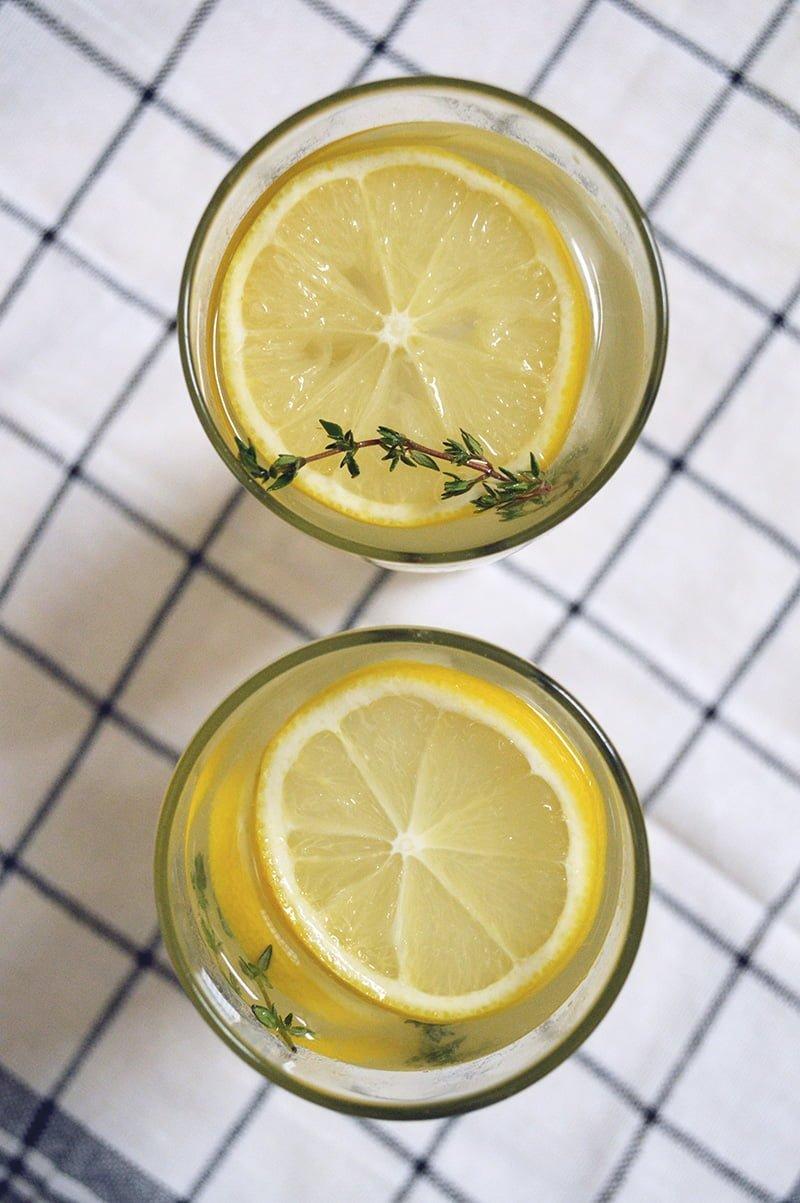 lemon thyme tea 5