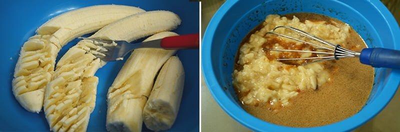 how to make walnut banana bread 2