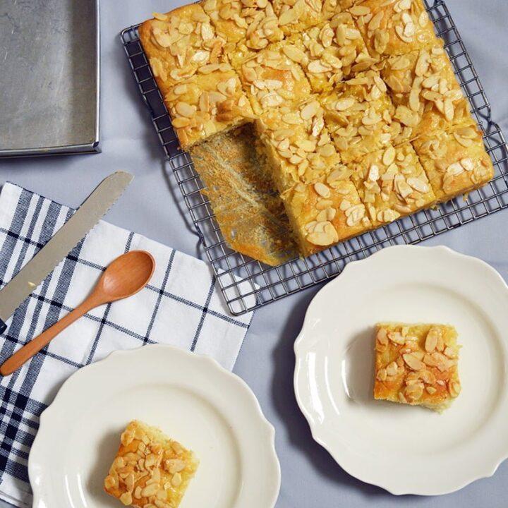 honey almond bread