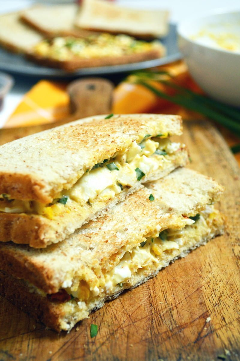 egg mayo sandwich 4