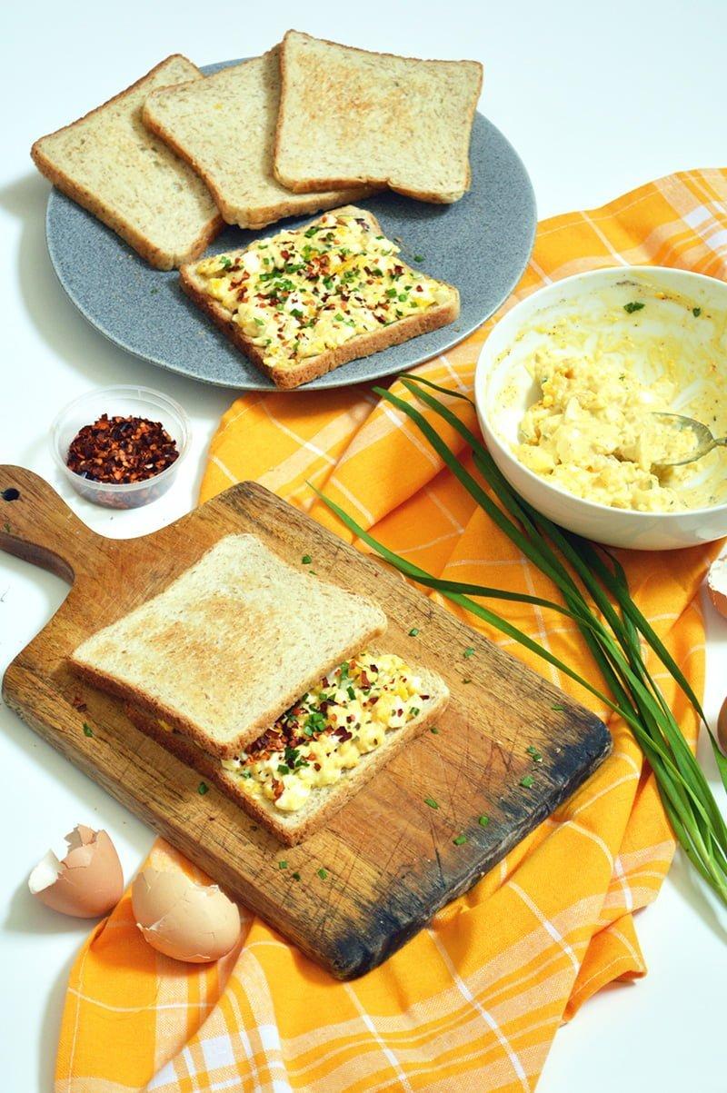 egg mayo sandwich 5