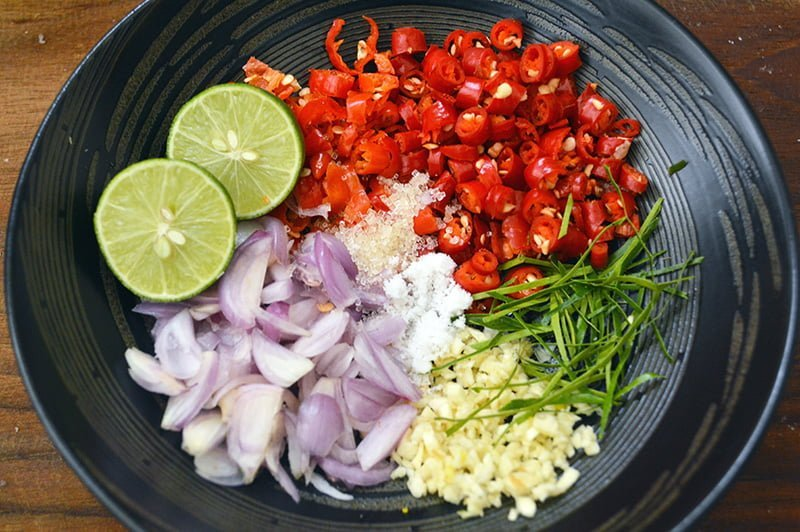 how to make sambal matah 6