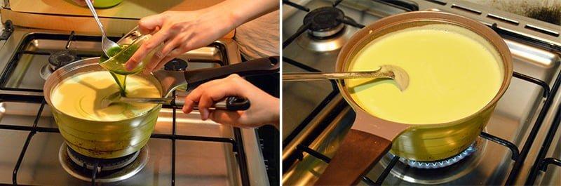 how to make pandan coconut ice cream