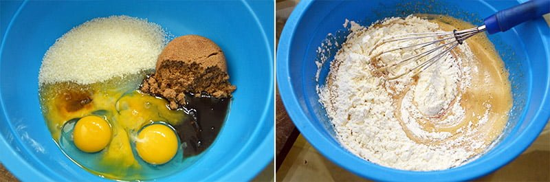 how to make brownies 2