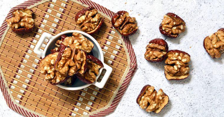 Walnut Stuffed Red Dates