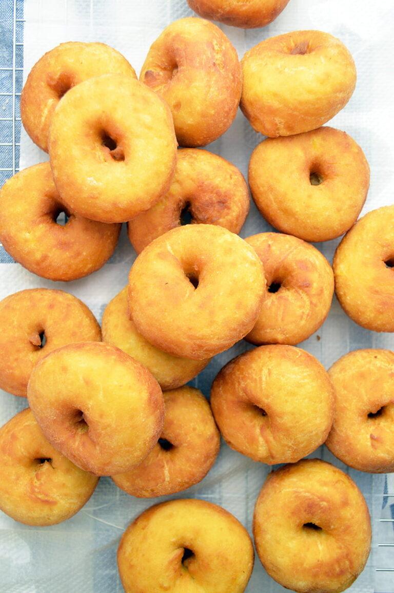 potato doughnuts