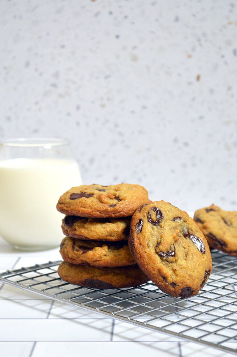 alton brown chocolate chip cookies
