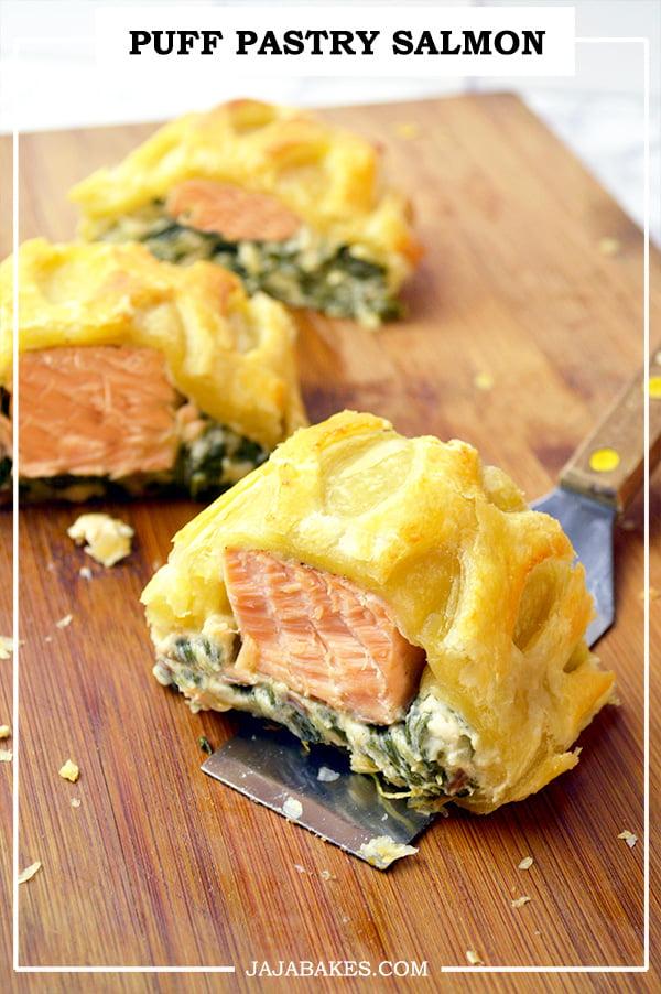puff pastry salmon pinterest