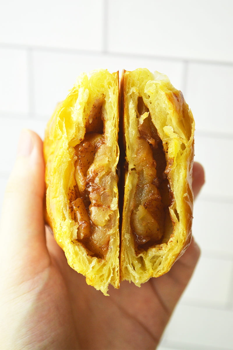 apple cinnamon puff pastry