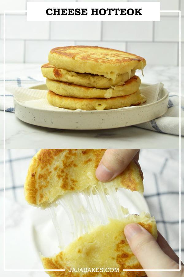 cheese hotteok pinterest