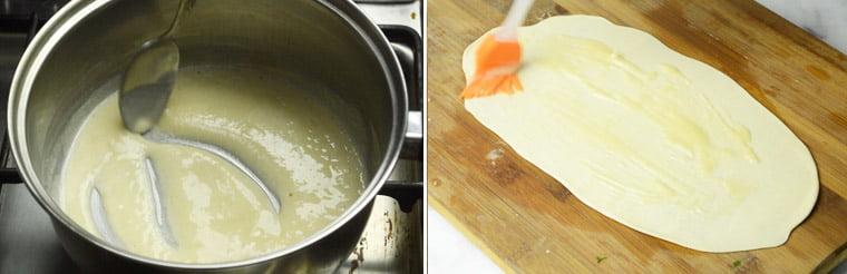 roux for scallion pancakes