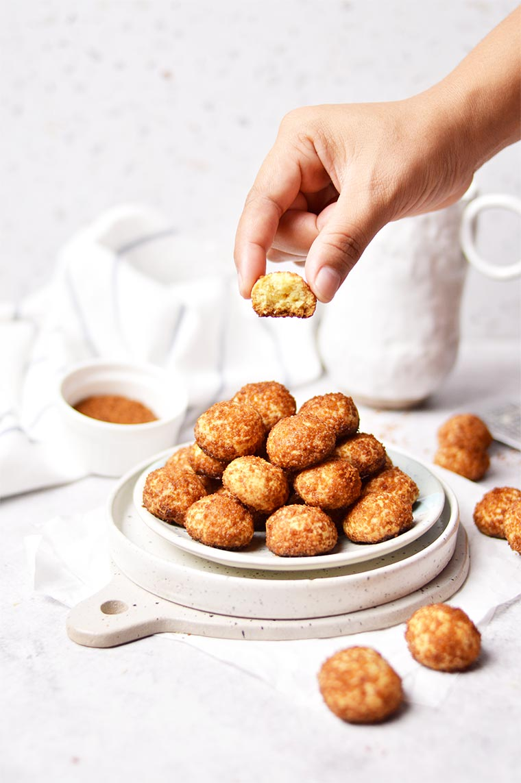 palm cheese cookies